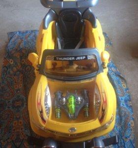 Продаётся детская машина