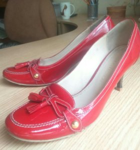 Туфли из натуральной кожи