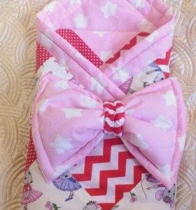 Одеяло на выписку (новый)