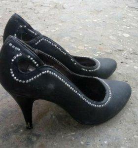 Туфли размер 37-38