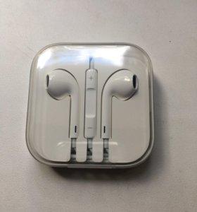 Наушники для iPhone 6s
