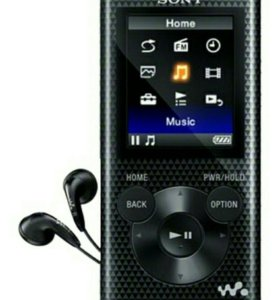 Плеер Sony Walkman NWZ-E384