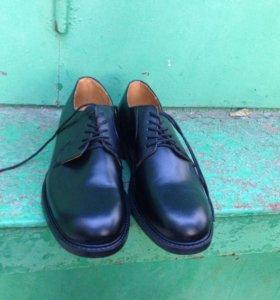 Туфли военные офисные
