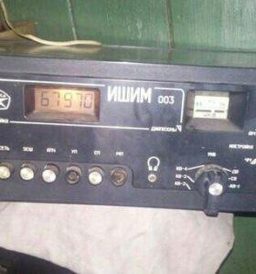 Советский радиоприемник трансляционный ИШИМ 003