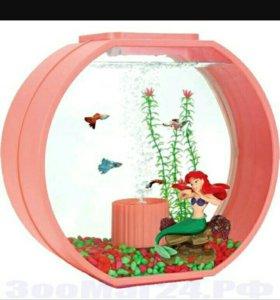 Детский аквариум Ариэль