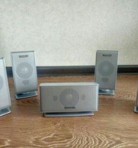 Колонки 5.1 Panasonic
