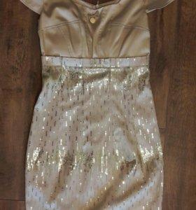 Платье из Италии новое