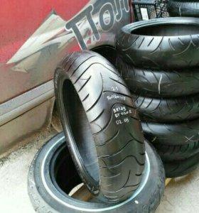 Моторезина БУ Bridgestone 160/60/R17 Задняя
