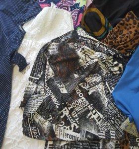 Блузки, платья, юбки, кофты - все на 5+!!!