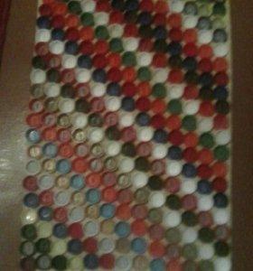 Массажный коврик ручной работы