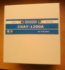Блок питания Скат-1200А. Ббп