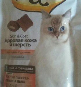 Мнямс лакомство для кошек