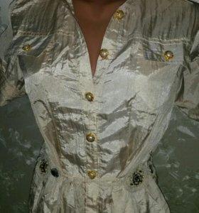 Новая рубашка 44-46