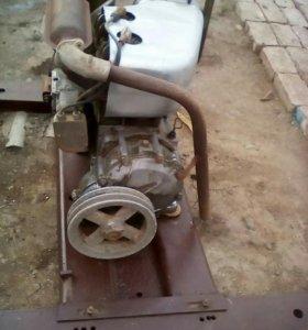 Двигатель ДМ2