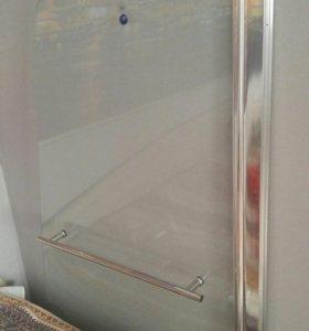 Экран-штора для ванной Carra II