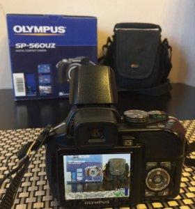Фотоаппарат OLYMPUS SP-560
