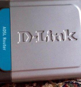 D-Link DSL 500 T