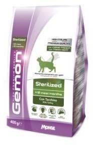 Gemon Cat Sterilised для стерилизованных кошек
