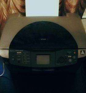 "Мфу ""Еpson Stylus Photo RX600"""