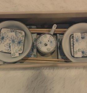 Набор посуды для роллов