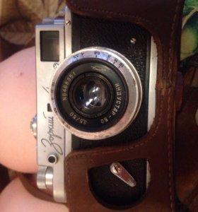 Фотоаппарат плёночный раритетный Зоркий - 4