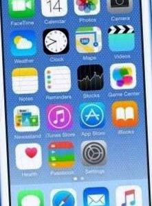 iPod touch 64 gb синий НОВЫЙ