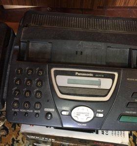 Телефон-факс