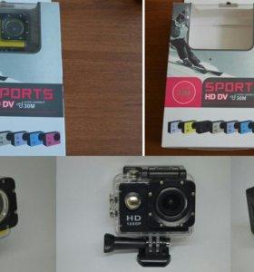 Экшн-камеры для всех