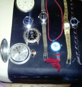 Антиквариат часы
