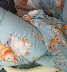 Боковинки в кроватку