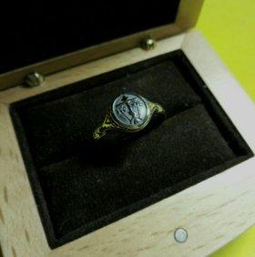 19.0 Обережное православное кольцо