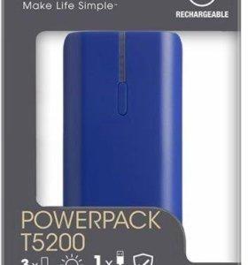 Внешний аккумулятор 5200 mAh PNY Power Bank