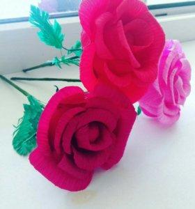 Розы на заказ