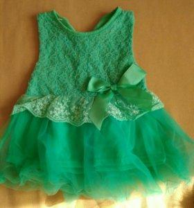 Платье на 1.5-2