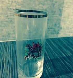 Набор стаканов 8 штук.