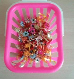 Цветы для украшения подарков