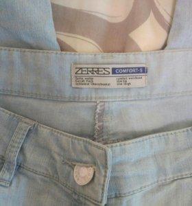 Продам женские джинсы Zerres оригинал 48 размер