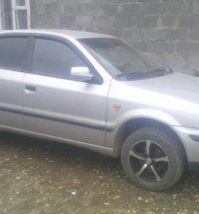Автомобиль Иран ходро саманд 2007г.Возможно обмен