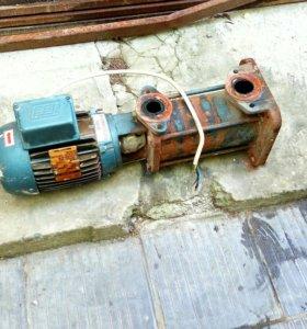 Насос + электродвигатель