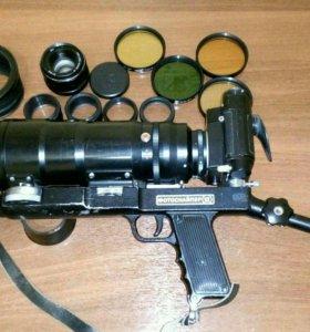 "Фотоаппарат/фоторужьё ""Зенит ФС-12, фотоснайпер"""