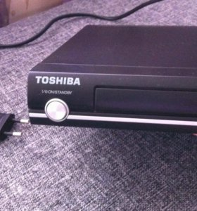 DVD video player Toshiba