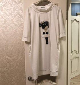 Платье сарафан для беременных м