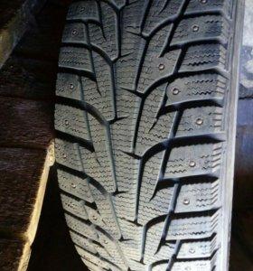 Зимняя шина