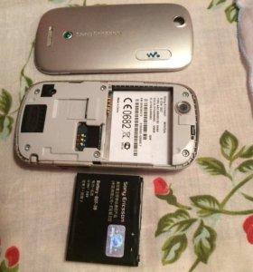 Sony Ericsson W20i/Zylo