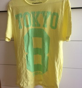 Новая яркая футболка ХL