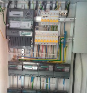 Электрика и сантехника