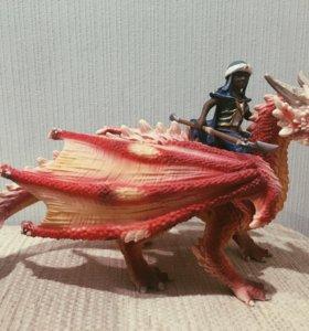 ❗️ Игрушка дракон фирмы Шляйх ( Schleich )