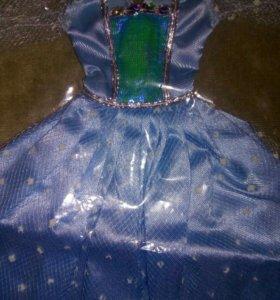 Платье на Барби /новое/