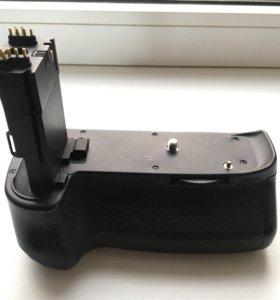 Батарейк блог BG-1K canon 6d