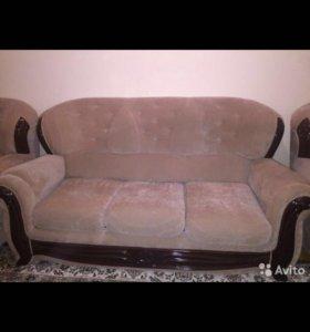 Хол с креслами